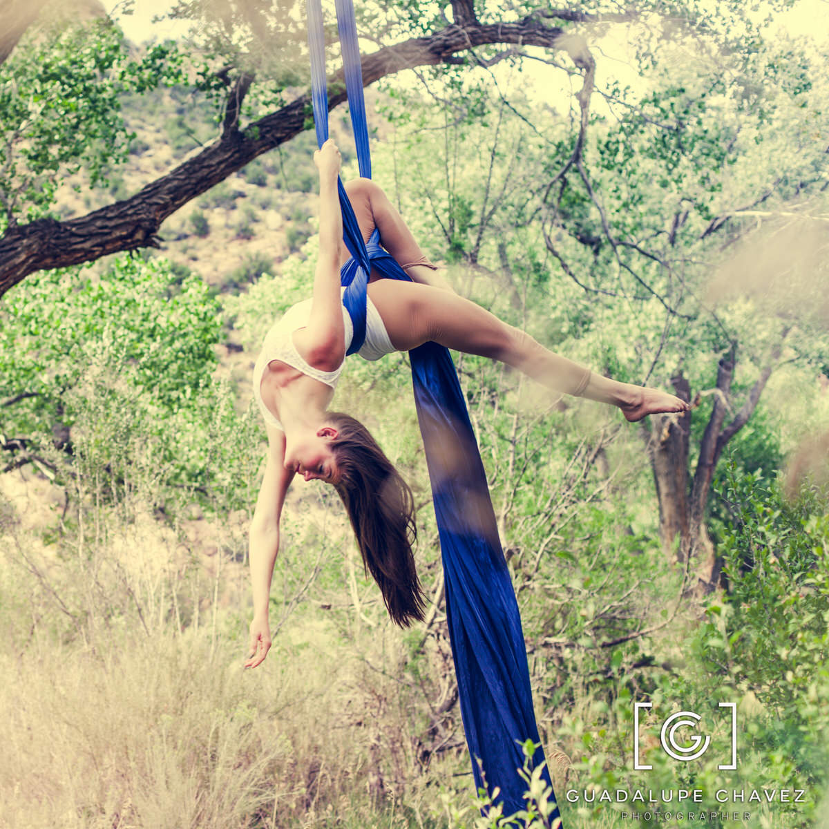 Int / Adv Rope and Silks workshops with Dara Minkin